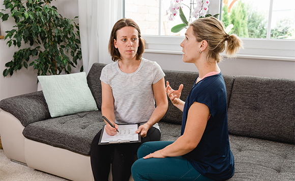 Personal Training und Kurse für Frauen Beratung